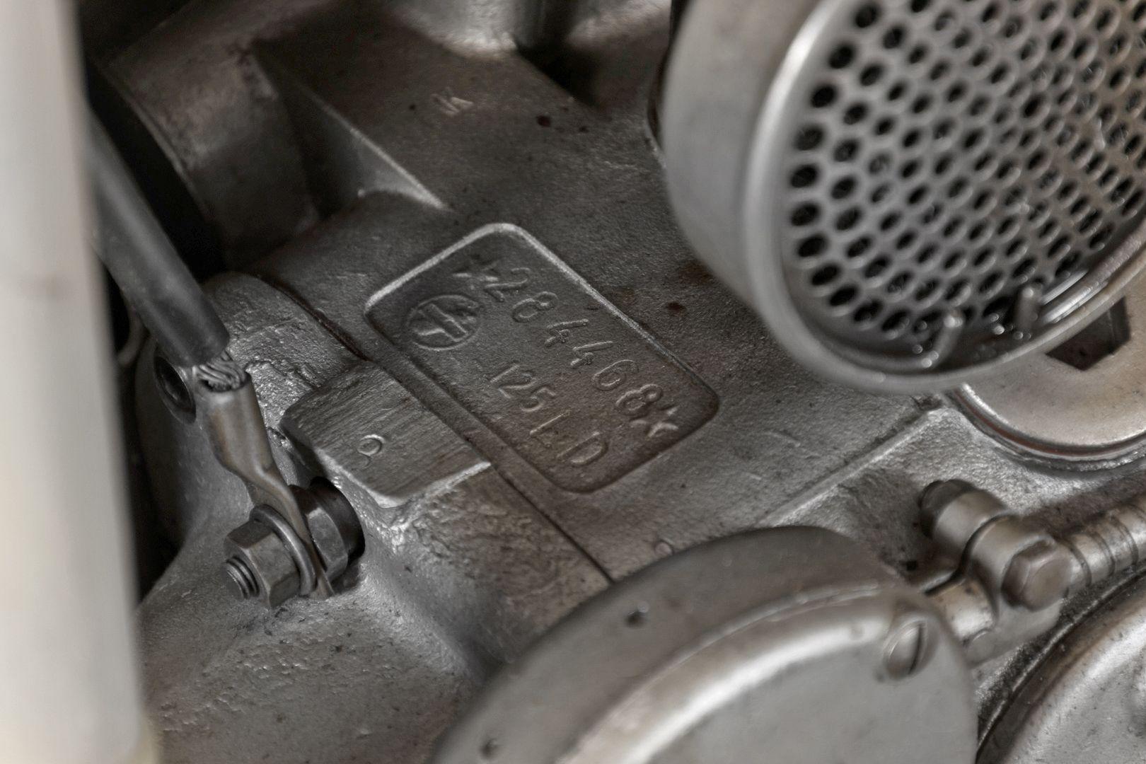 1954 Lambretta 125 LD Electric Start 36733