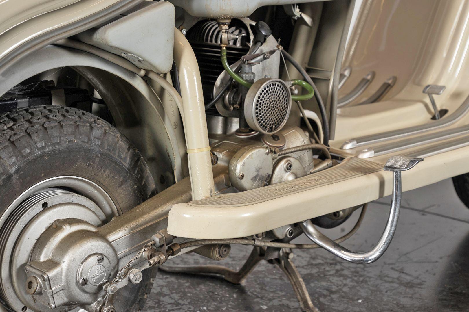 1954 Lambretta 125 LD Electric Start 36735