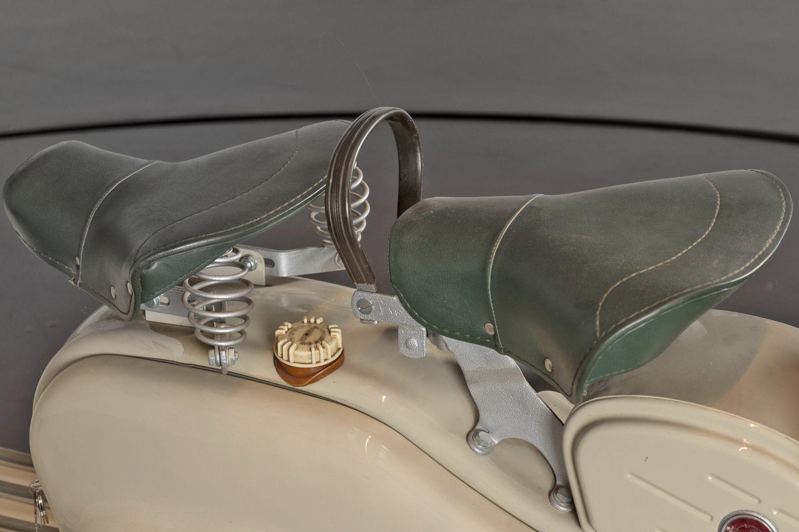 1954 Lambretta 125 LD Electric Start 36726