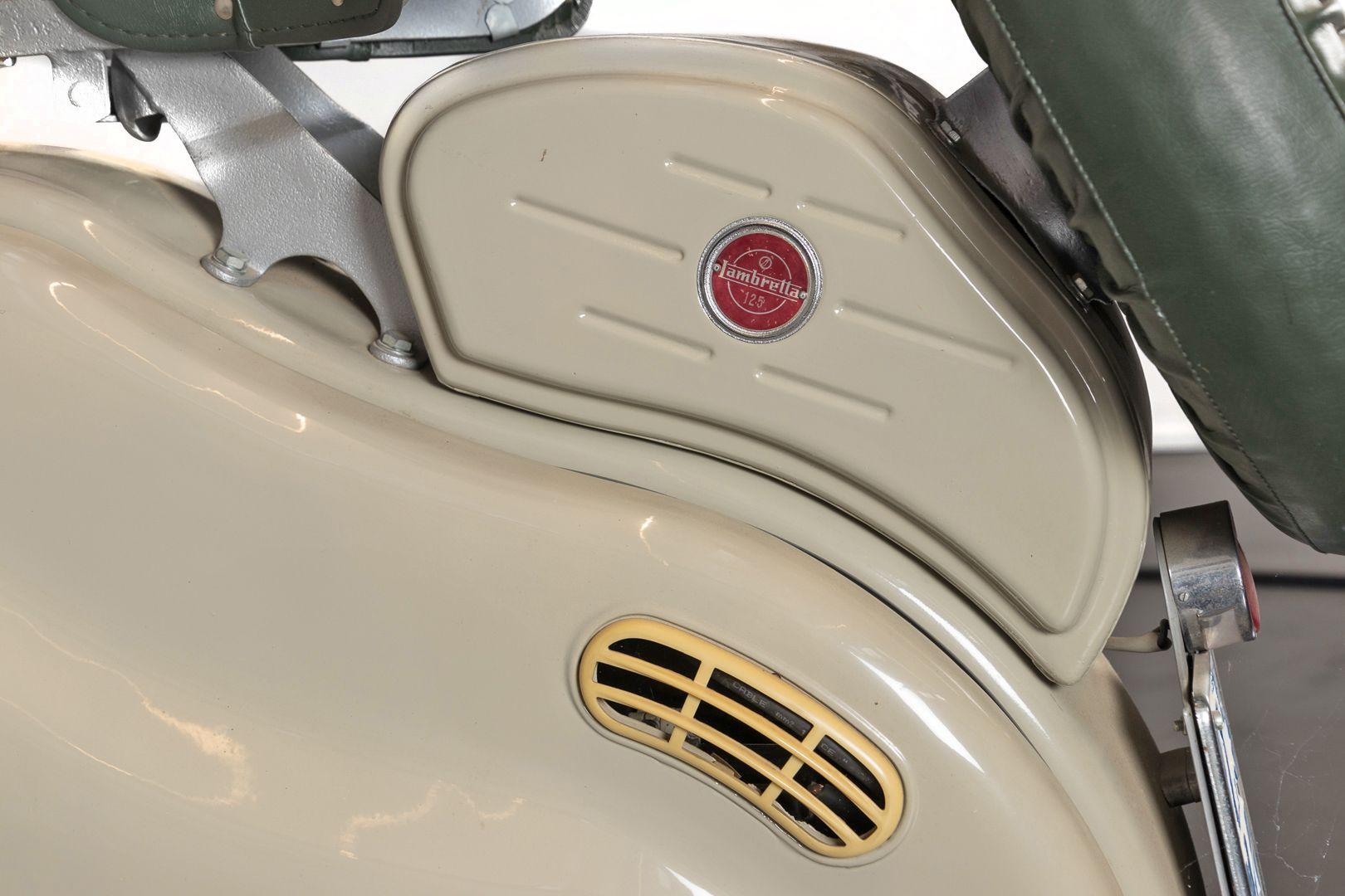 1954 Lambretta 125 LD Electric Start 36727