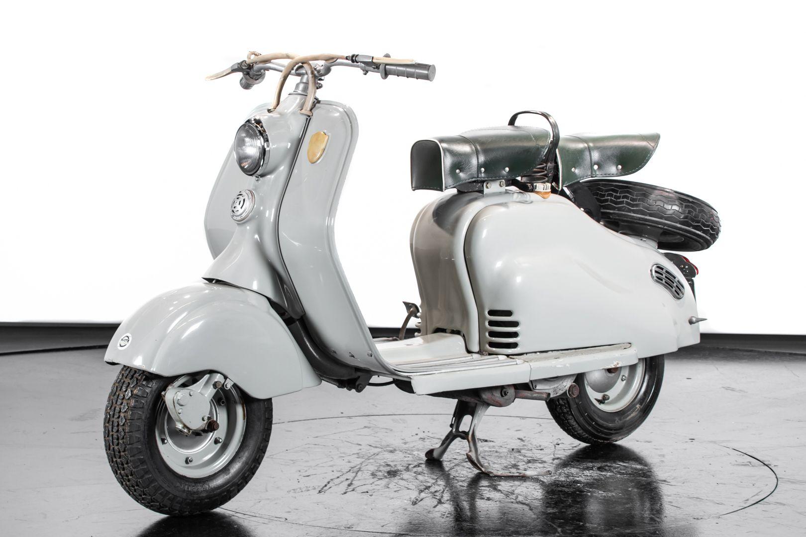 1954 Innocenti Lambretta LD125 79597