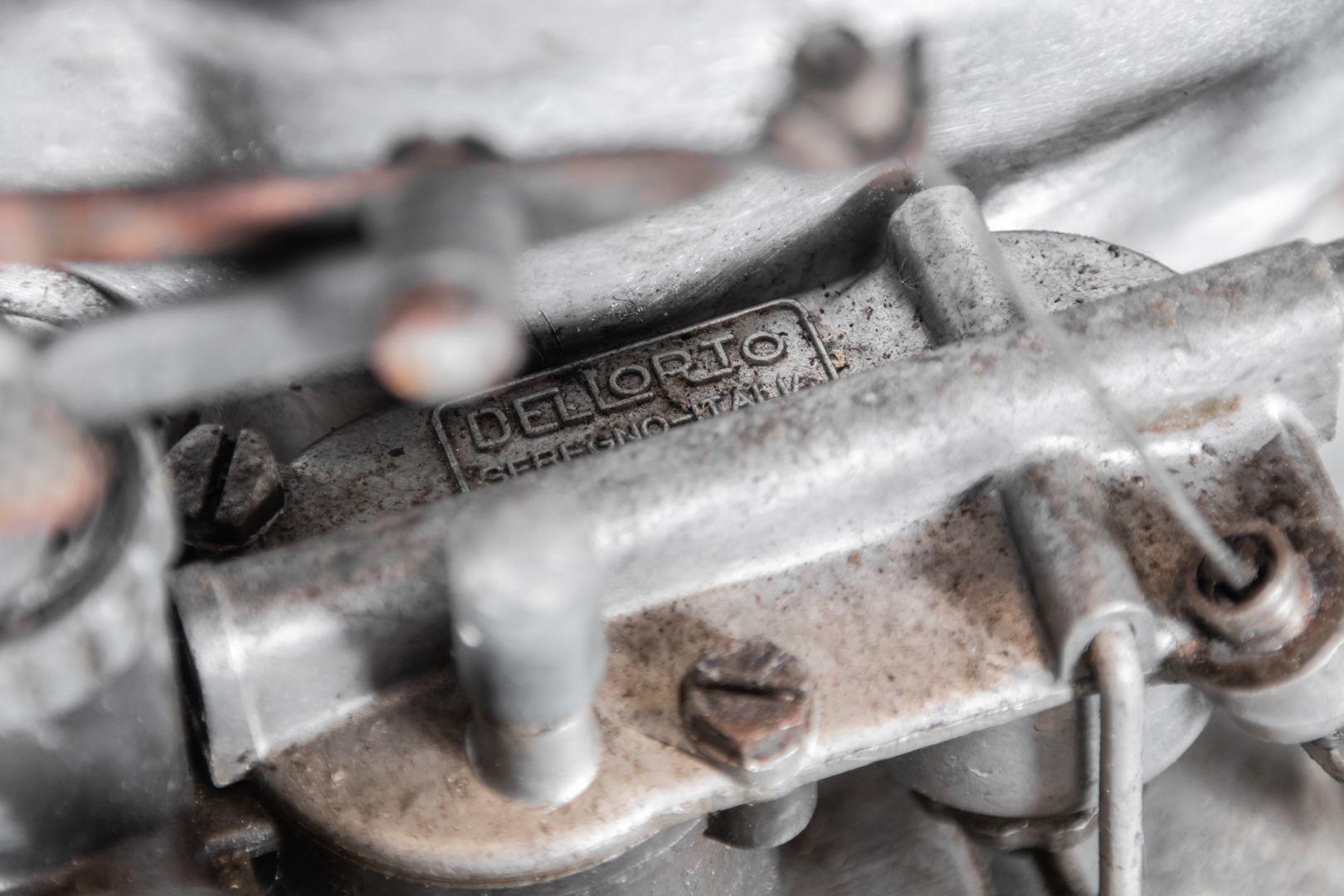 1954 Innocenti Lambretta LD125 79626