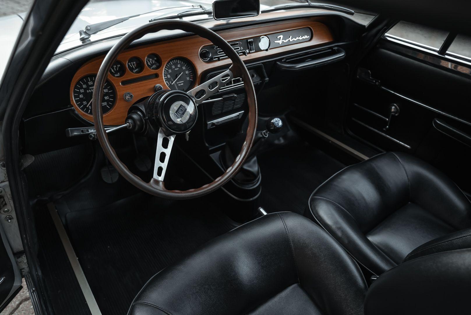 1972 Lancia Fulvia Sport 1.3 S 79393