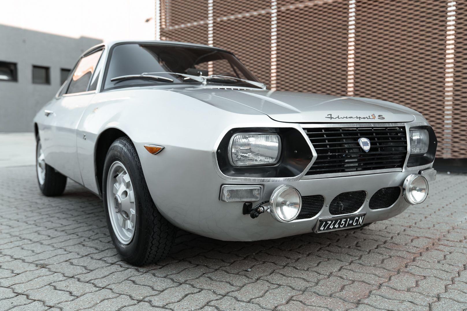 1972 Lancia Fulvia Sport 1.3 S 79366