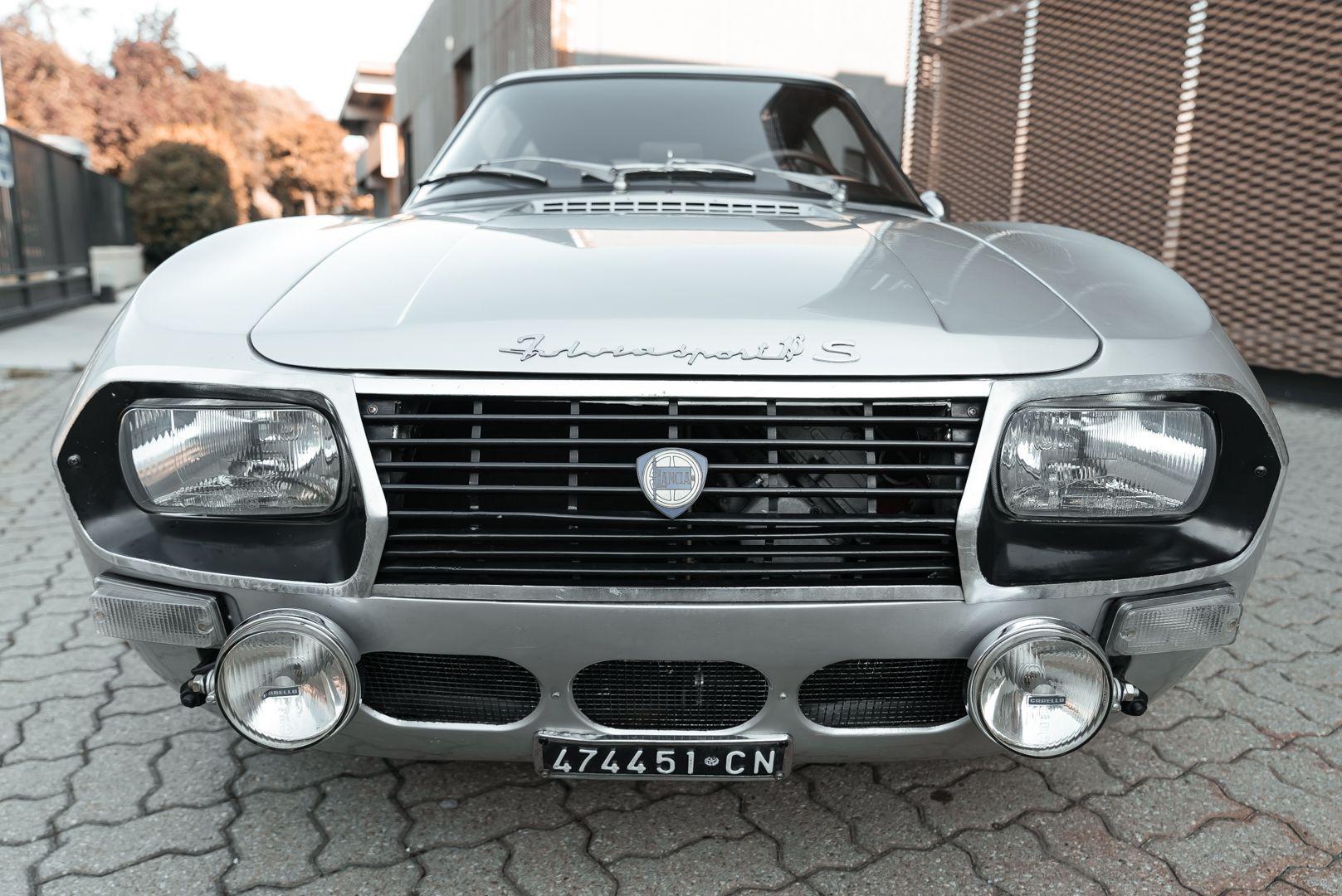1972 Lancia Fulvia Sport 1.3 S 79362