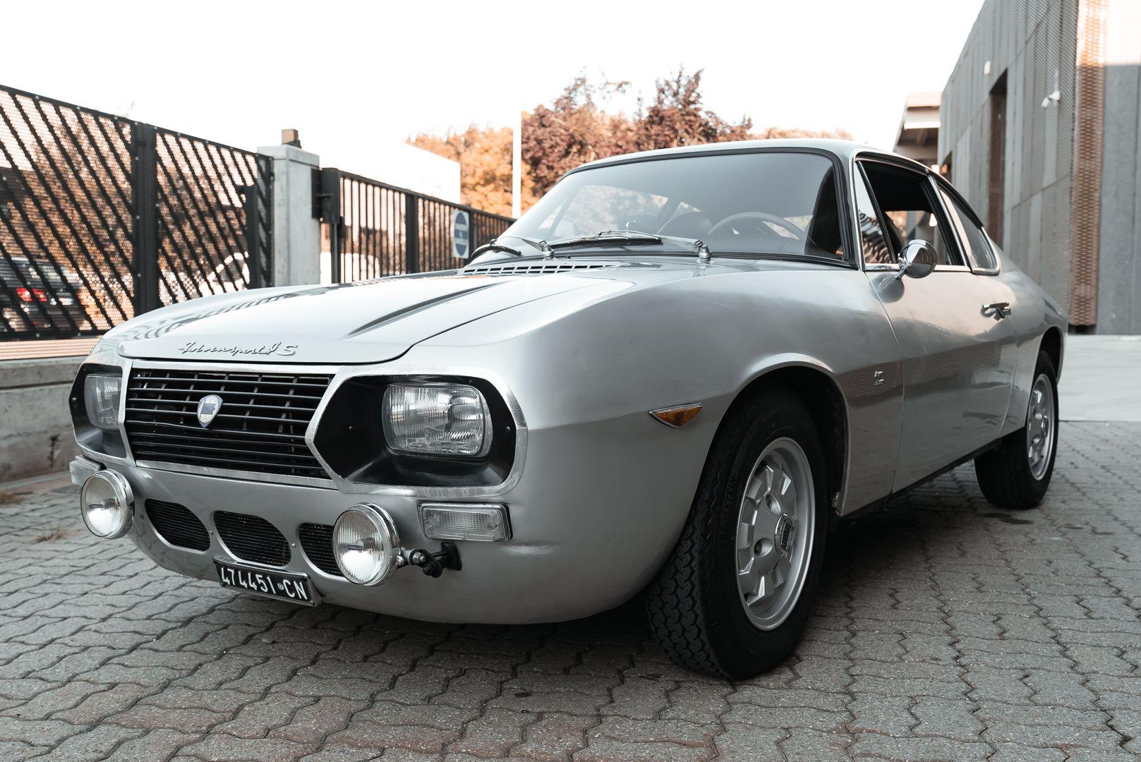 1972 Lancia Fulvia Sport 1.3 S 79360