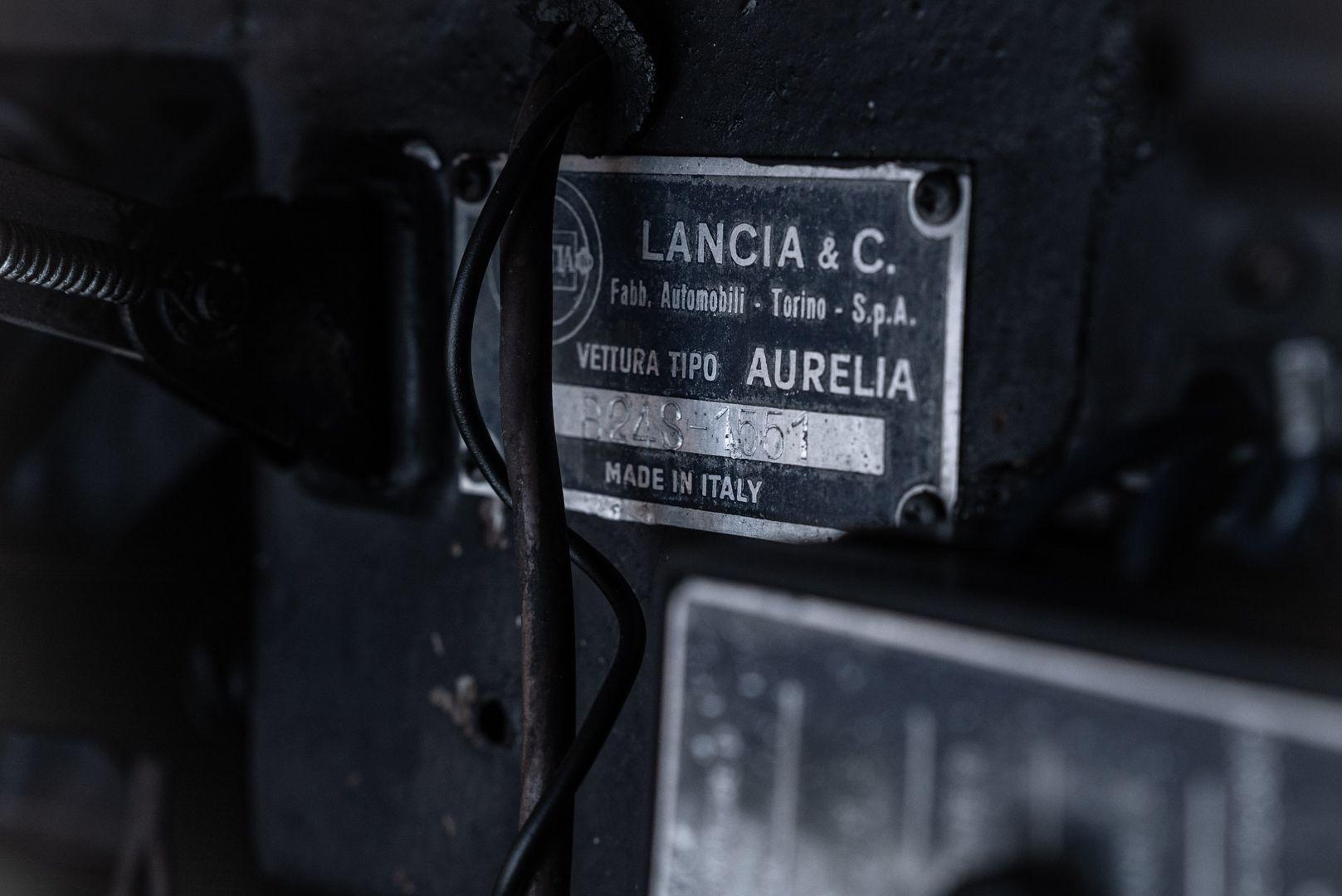 1958 Lancia Aurelia B24 Convertible 58280