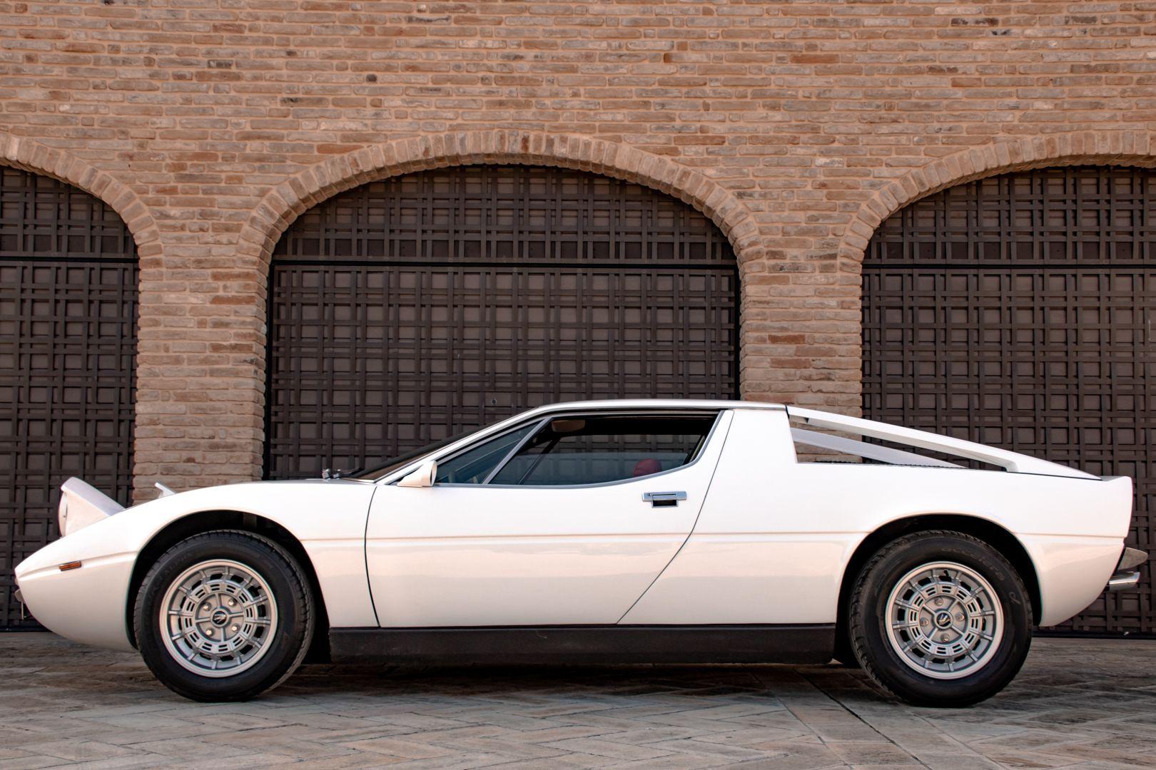 1973 Maserati Merak 61969