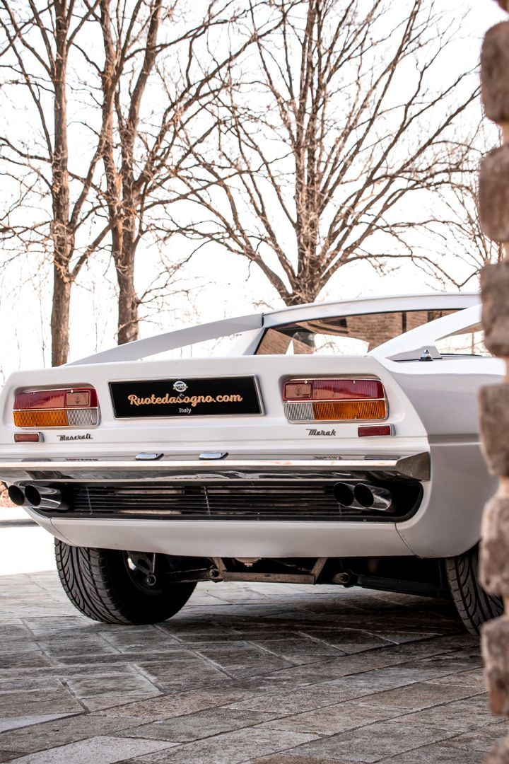 1973 Maserati Merak 62029