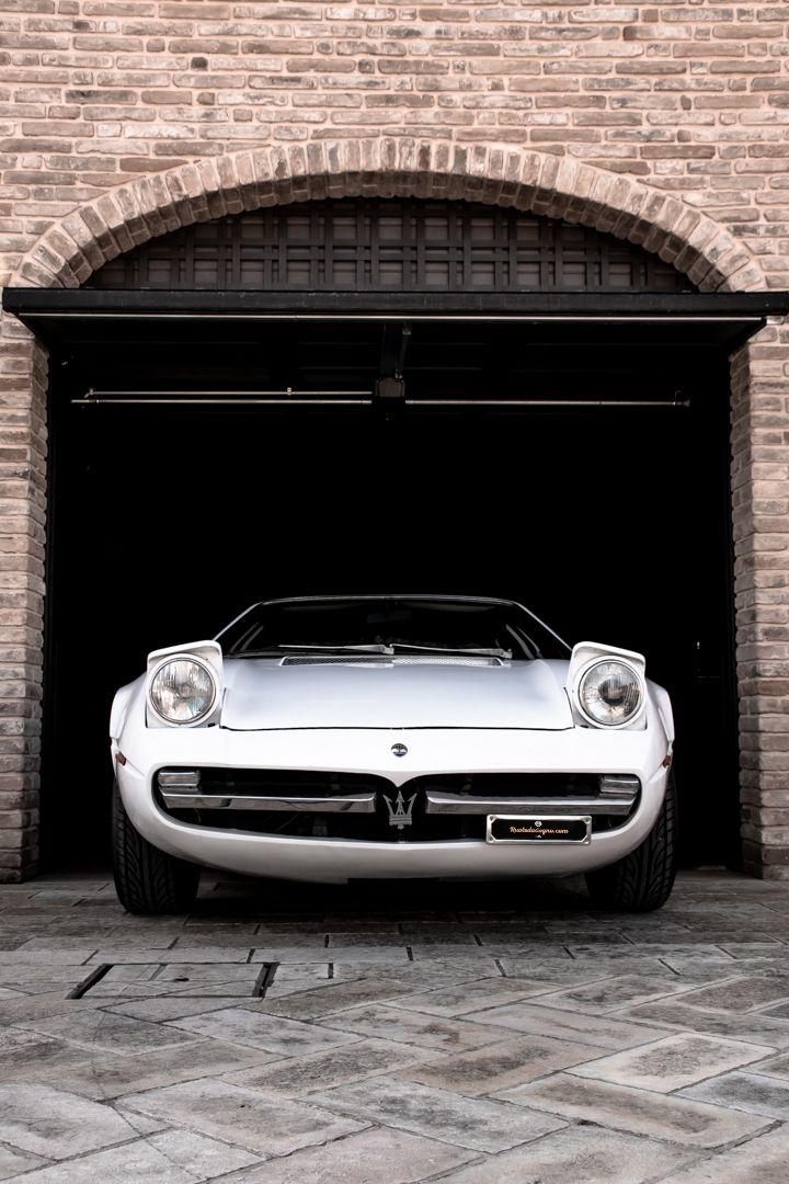 1973 Maserati Merak 62032