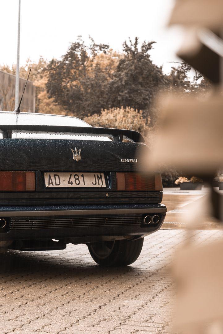1992 Maserati Ghibli 81396