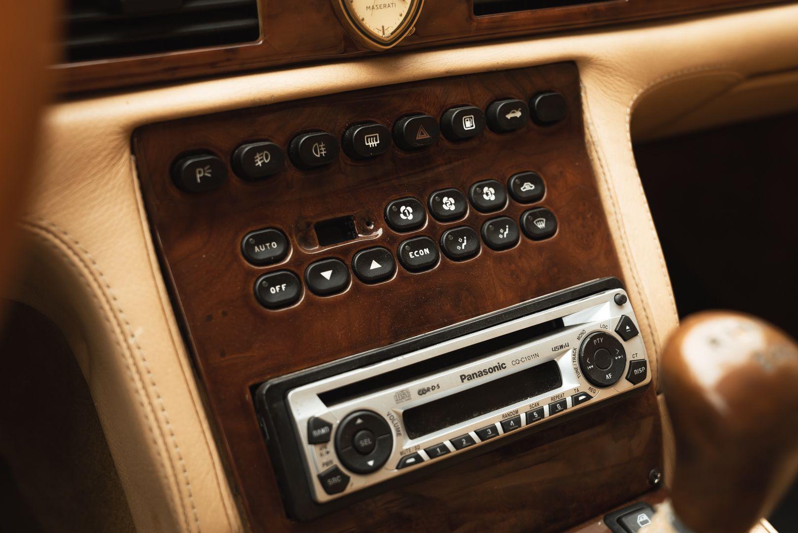 1992 Maserati Ghibli 81404