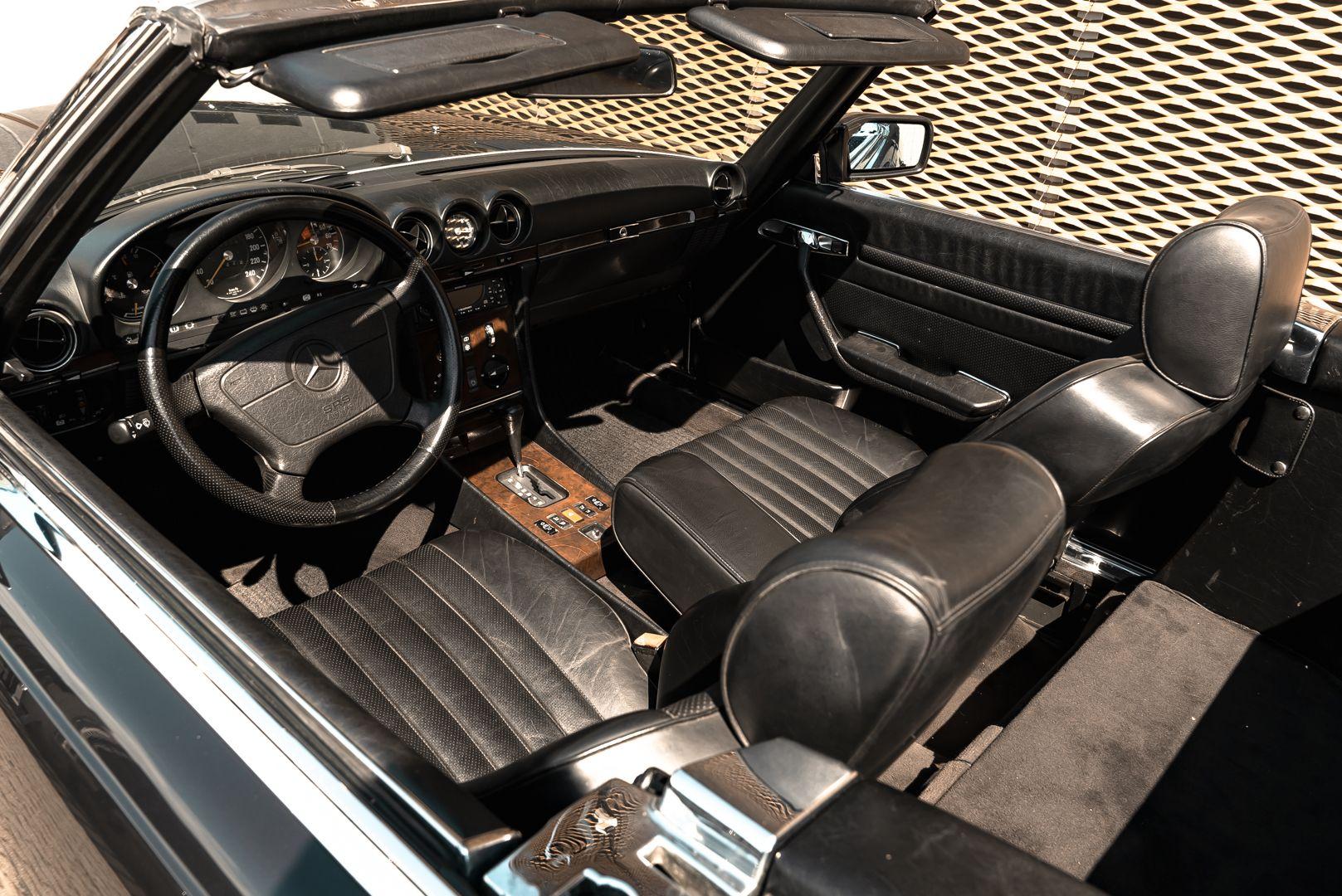 1989 Mercedes-Benz SL 300  67463