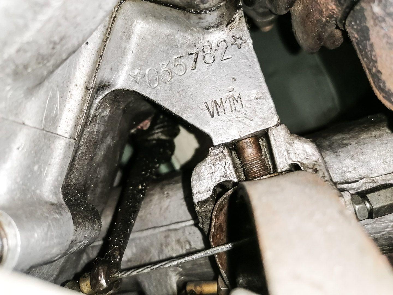 1953 Piaggio Vespa 125 Faro Basso 83438