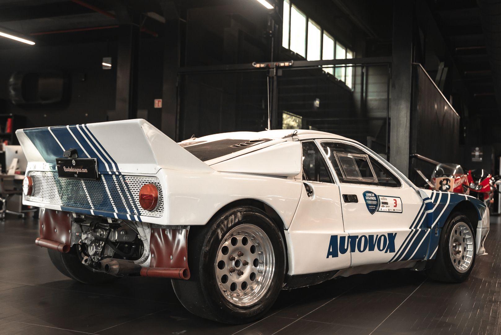 1982 Lancia Rally 037 82116