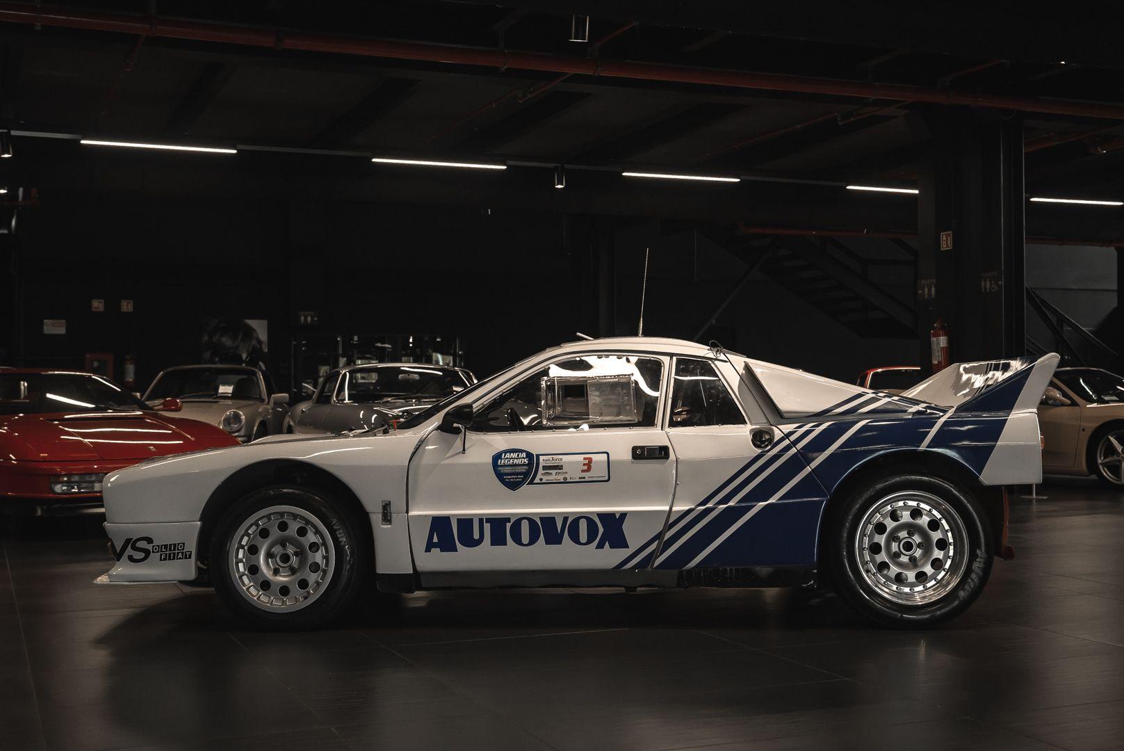1982 Lancia Rally 037 82118