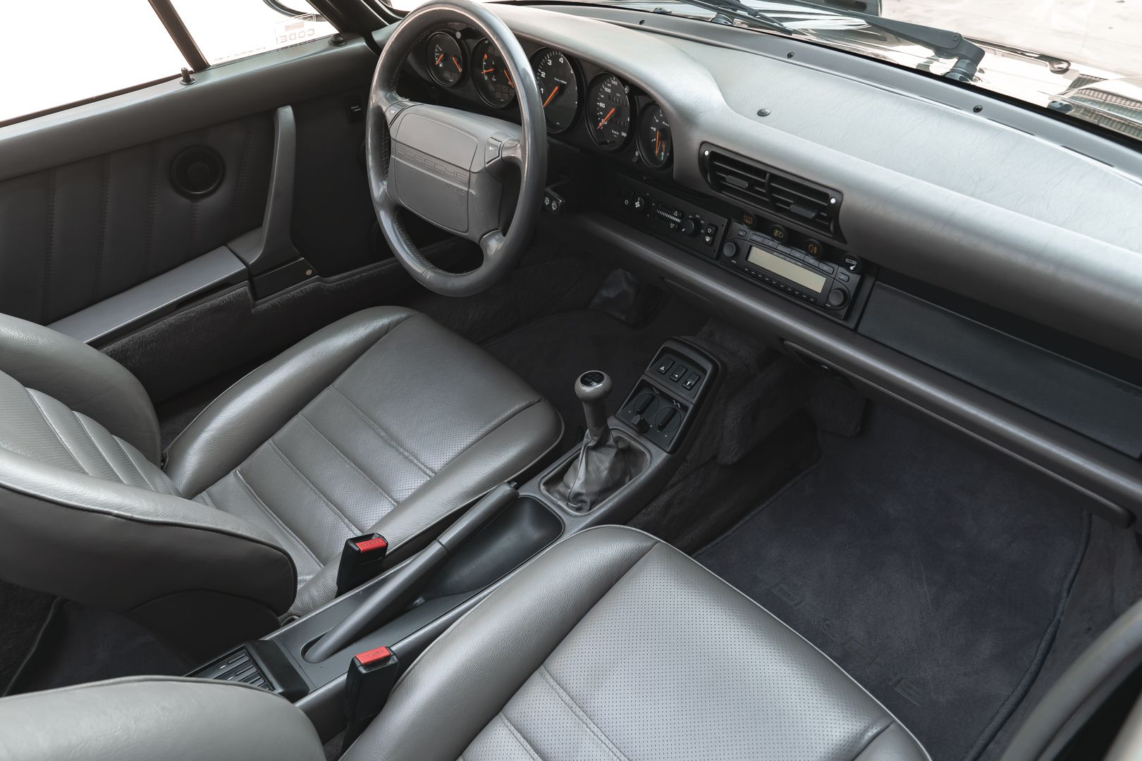 1991 Porsche 911/964 Carrera 4 79195