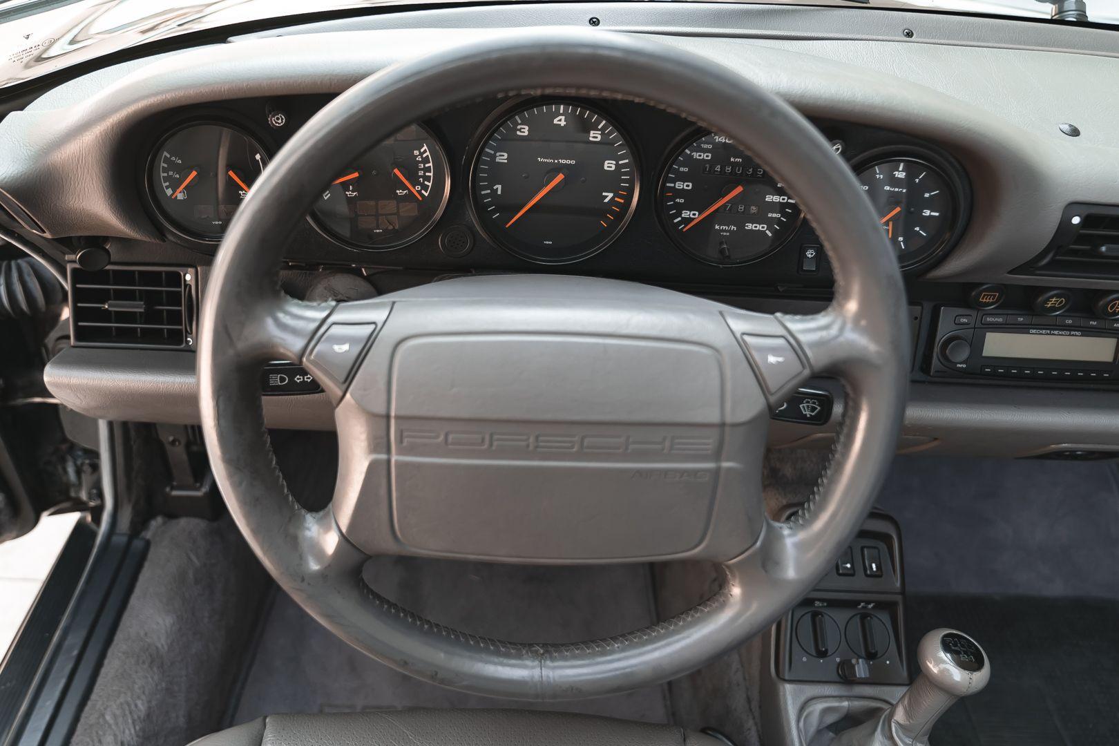 1991 Porsche 911/964 Carrera 4 79207