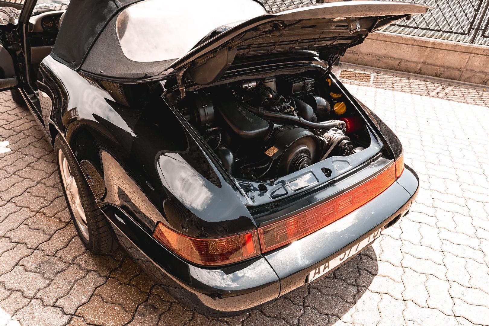 1991 Porsche 911/964 Carrera 4 79216
