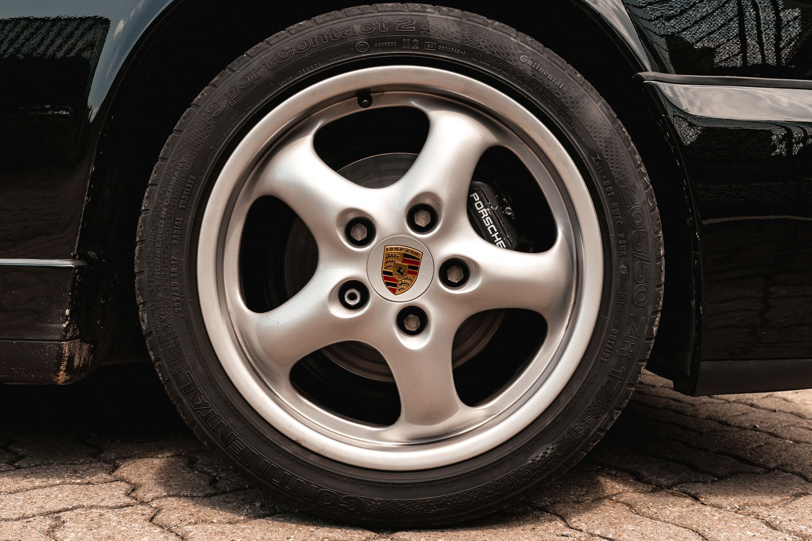 1991 Porsche 911/964 Carrera 4 79213