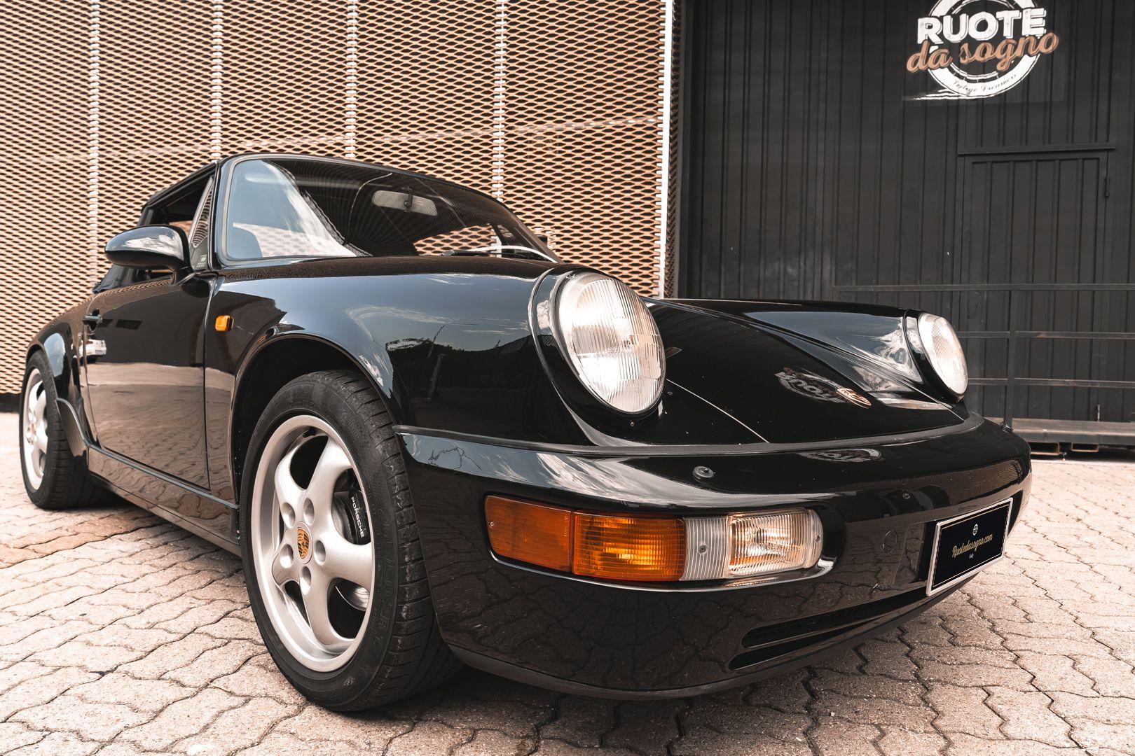 1991 Porsche 911/964 Carrera 4 79220