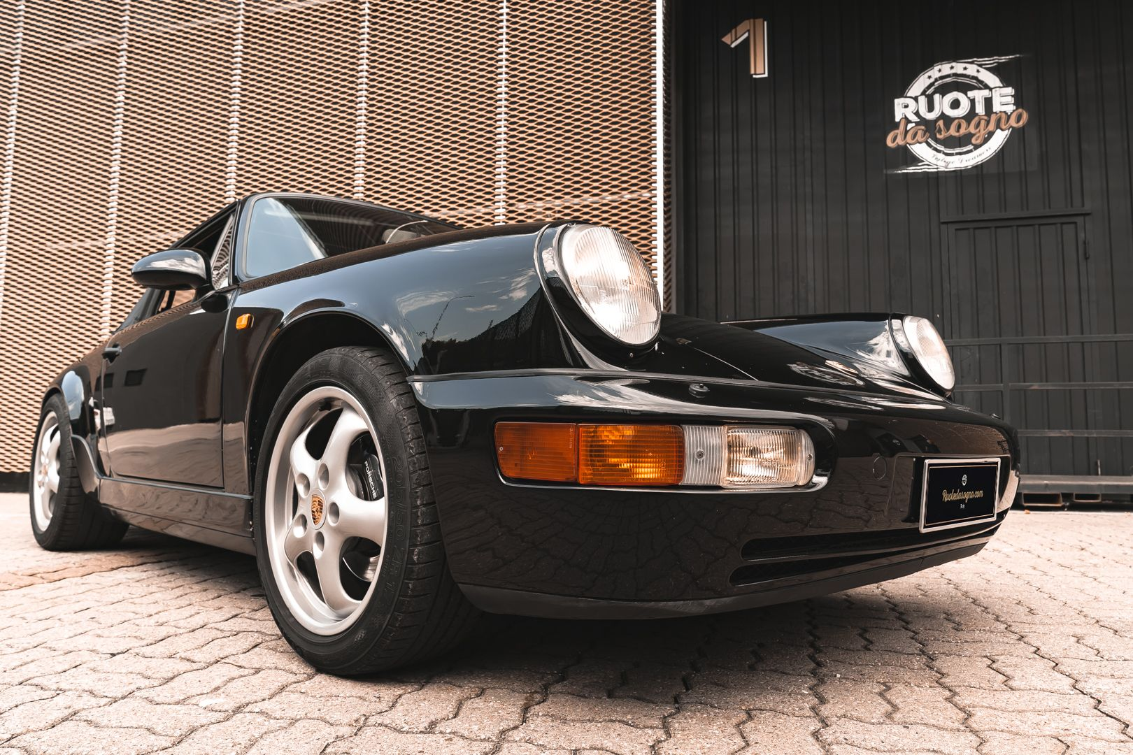 1991 Porsche 911/964 Carrera 4 79221