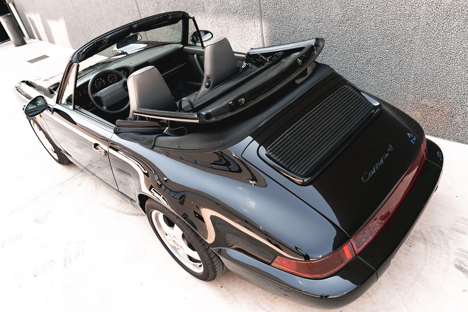 1991 Porsche 911/964 Carrera 4 79226