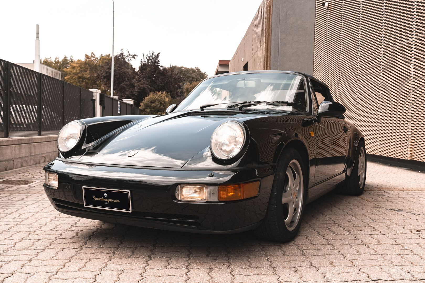 1991 Porsche 911/964 Carrera 4 79223