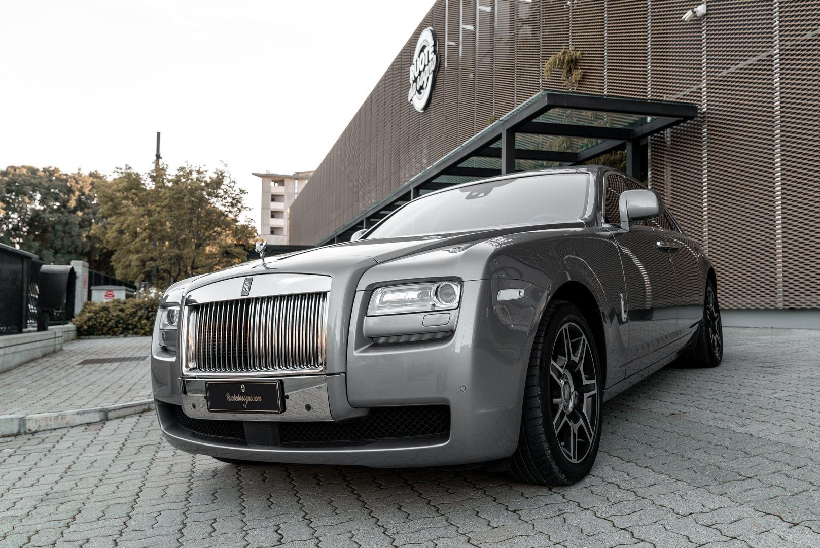 2011 Rolls Royce Ghost 85205