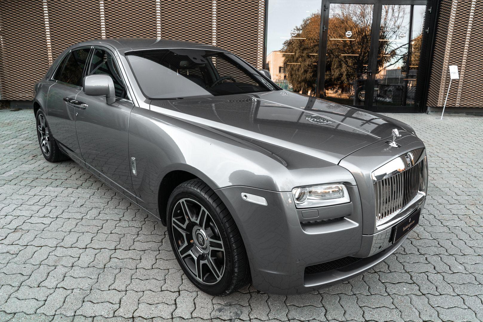 2011 Rolls Royce Ghost 85208