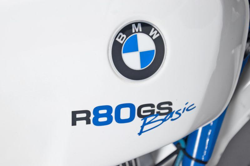 1998 BMW R80 GS Basic 35776