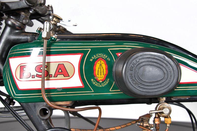 1934 BSA 350 74556