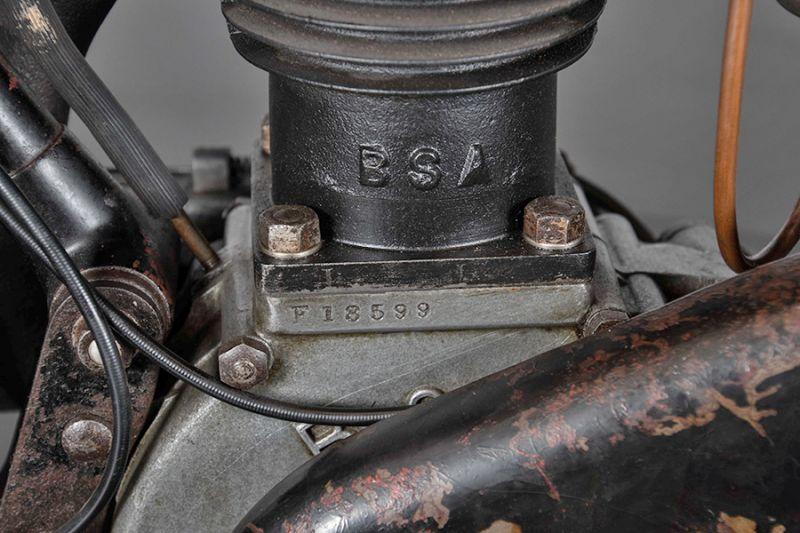 1934 BSA 350 74558