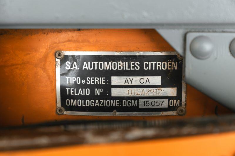 1976 Citroen Mehari 85202