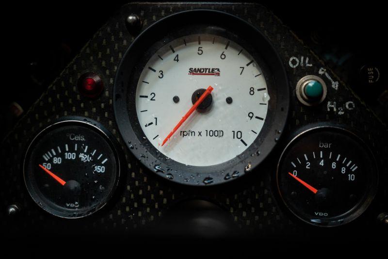 1991 Dallara Alfa Romeo Tipo 391 60438