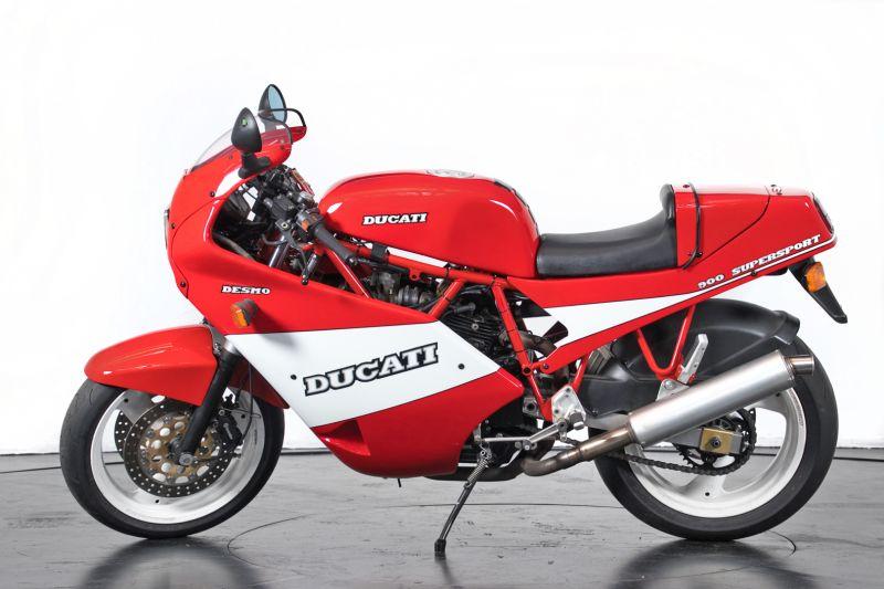 1990 Ducati 900 SuperSport 39627