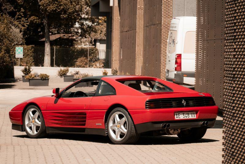 1992 Ferrari 348 TS 80497