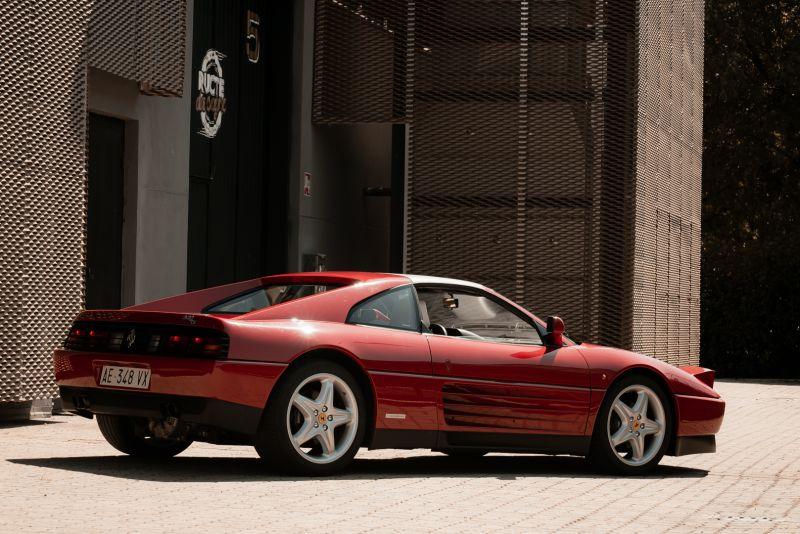 1992 Ferrari 348 TS 80503