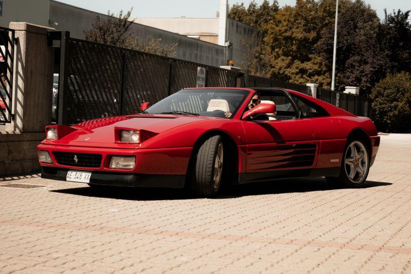 1992 Ferrari 348 TS 80504