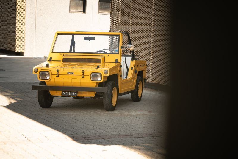 1977 FIAT 126 Jungla Savio 76365
