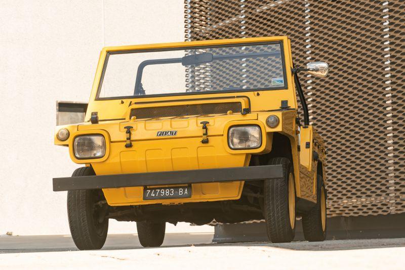 1977 FIAT 126 Jungla Savio 76367