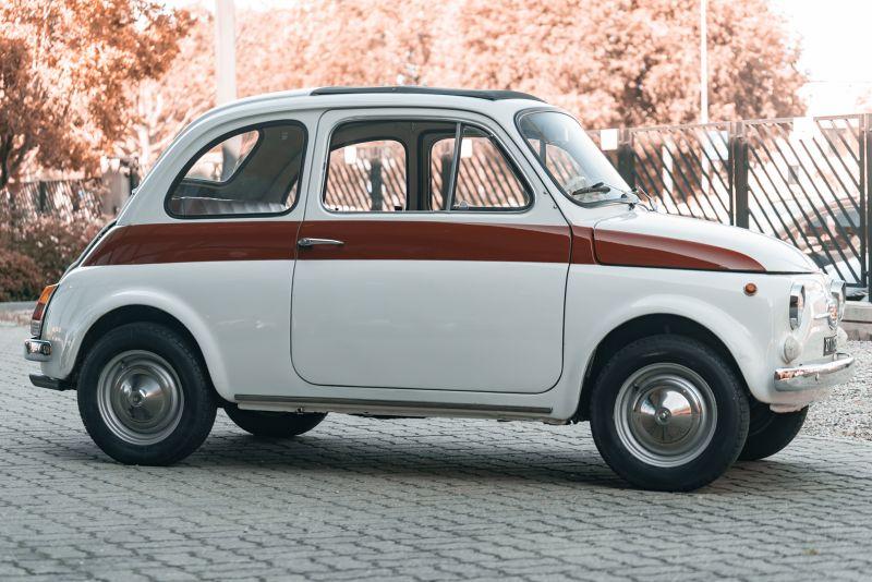 1970 FIAT 500 F 76412