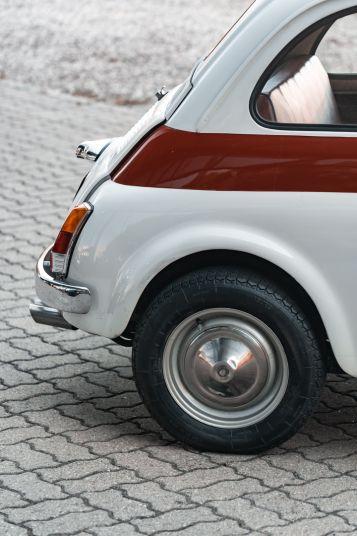 1970 FIAT 500 F 76418