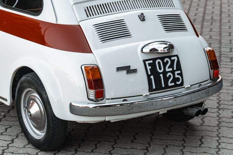 1970 FIAT 500 F 76414