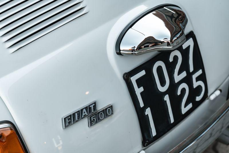 1970 FIAT 500 F 76421