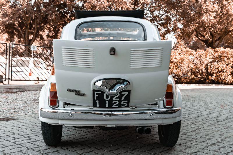 1970 FIAT 500 F 76436
