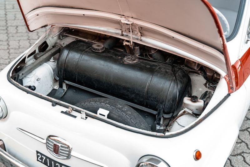 1970 FIAT 500 F 76442