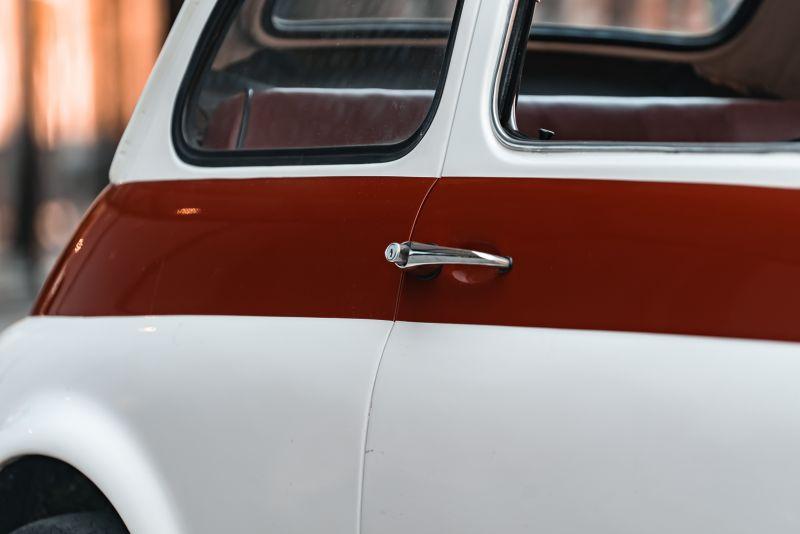 1970 FIAT 500 F 76419