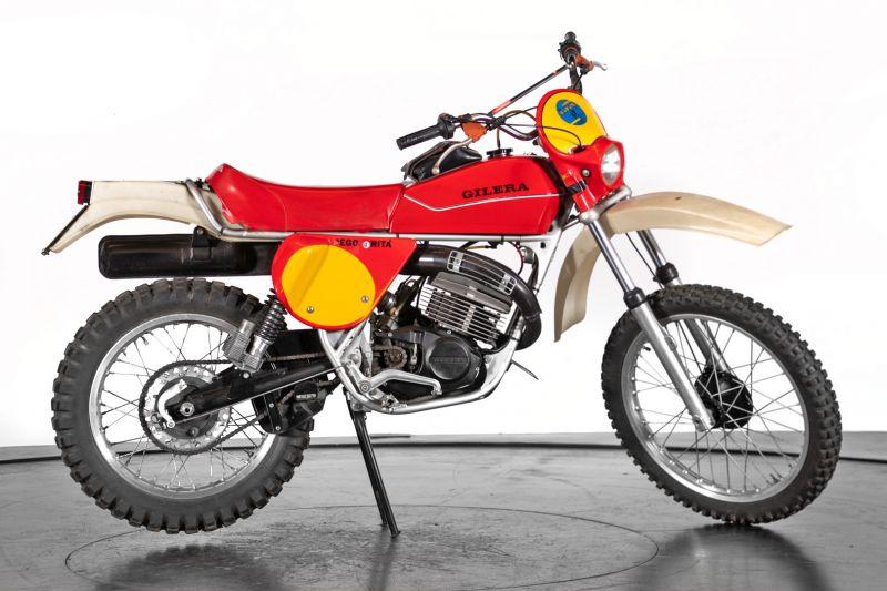1980 GILERA ELMECA 125 50583