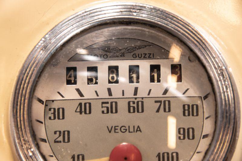1958 Moto Guzzi Galletto 192 85140